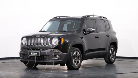 Jeep Renegade Sport usado (2015) color Negro precio $2.350.000