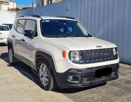 Jeep Renegade Sport Aut Plus usado (2018) color Blanco Glaciar precio $2.939.900