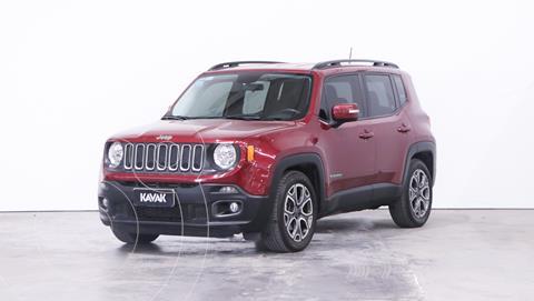 foto Jeep Renegade Longitude Aut usado (2018) color Rojo Borgoña precio $2.900.000