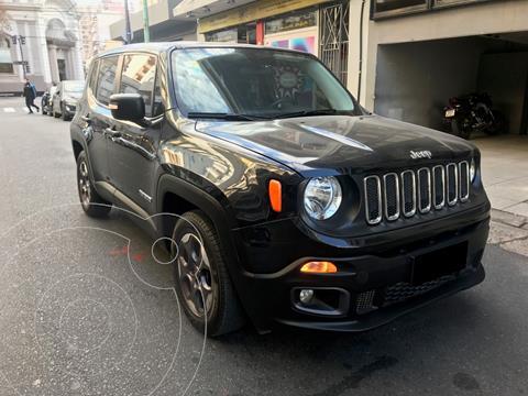 Jeep Renegade Sport usado (2017) color Negro precio $2.300.000