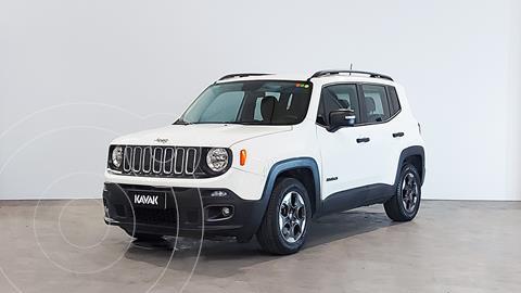 Jeep Renegade Sport usado (2017) color Blanco Glaciar precio $2.240.000