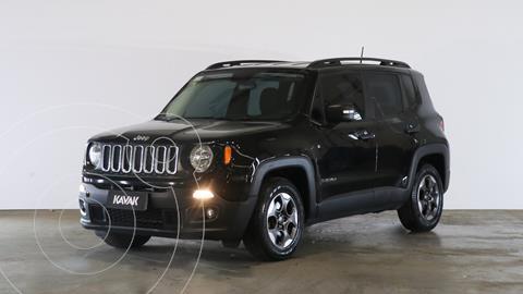 Jeep Renegade Sport usado (2017) color Negro precio $2.170.000