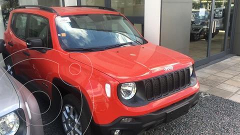 Jeep Renegade Sport nuevo color Rojo financiado en cuotas(anticipo $1.100.000 cuotas desde $29.000)