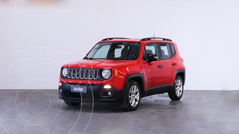 Jeep Renegade Sport usado (2019) color Rojo precio $2.610.000