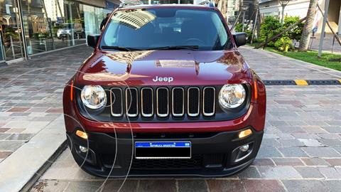 Jeep Renegade Sport Aut usado (2018) color Rojo Borgona precio $2.690.000