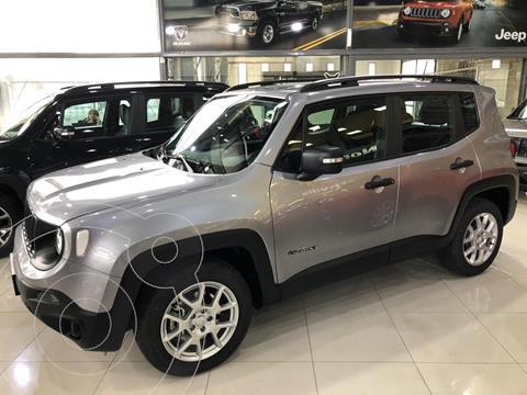 Jeep Renegade Sport nuevo color Gris financiado en cuotas(anticipo $1.300.000 cuotas desde $28.900)