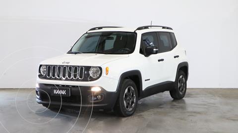 Jeep Renegade Sport Aut Plus usado (2018) color Blanco precio $2.700.000