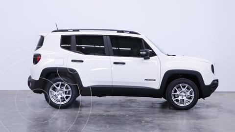 Jeep Renegade Sport usado (2021) color Blanco Glaciar precio $2.840.000