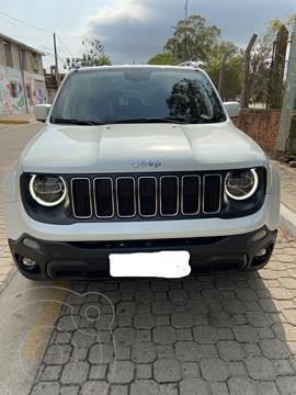 Jeep Renegade Longitude Aut usado (2020) color Blanco Glaciar precio $3.560.000