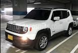 Jeep Renegade 2.4L Longitude 4x4 usado (2017) color Blanco precio $70.000.000