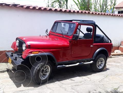 Jeep Renegade 2.4L Longitude 4x4 usado (1979) color Rojo precio $19.900.000