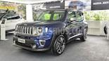 Foto venta Auto usado Jeep Renegade Longitude Aut (2019) color Azul precio $1.008.000