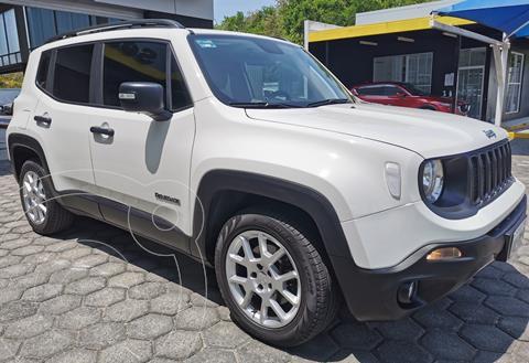 Jeep Renegade Sport   usado (2021) color Blanco precio $370,000