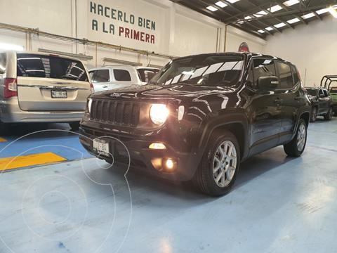 Jeep Renegade 4x2 Sport Aut usado (2019) color Negro precio $305,000