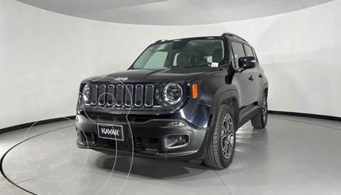 Jeep Renegade 4x2 Latitude Aut usado (2018) color Negro precio $344,999