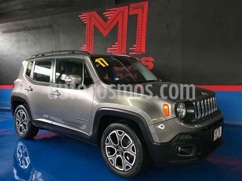 foto Jeep Renegade 4x2 Latitude Aut usado (2017) color Negro precio $285,000