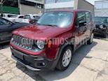 foto Jeep Renegade 4x2 Sport Aut usado (2017) color Rojo Cerezo precio $259,900