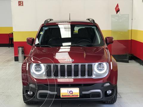 Jeep Renegade Limited  usado (2019) color Rojo Cerezo precio $384,900