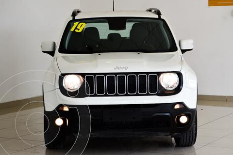 Jeep Renegade 4x2 Latitude Aut usado (2019) color Blanco precio $390,000