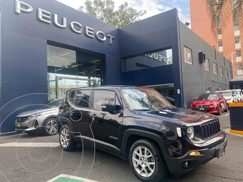 Jeep Renegade 4x2 Sport Aut usado (2019) color Negro precio $344,900