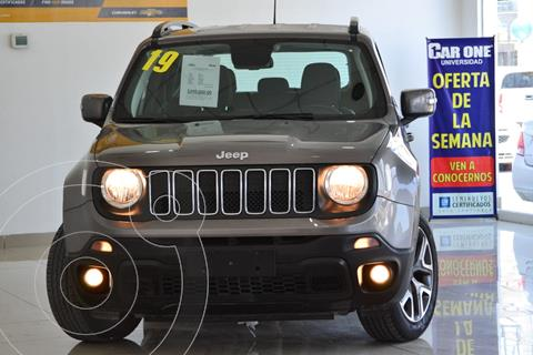 Jeep Renegade 4x2 Latitude Aut usado (2019) color Gris Ceniza precio $390,000