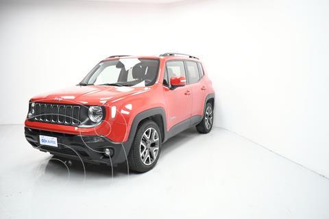 Jeep Renegade Latitude  usado (2019) color Rojo precio $342,000