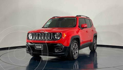 Jeep Renegade 4x2 Latitude Aut usado (2018) color Rojo precio $364,999