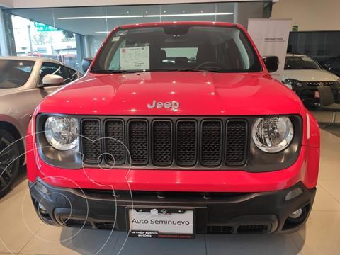 Jeep Renegade Sport  usado (2019) color Rojo precio $339,000