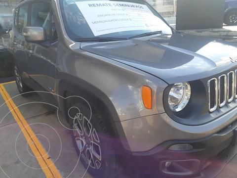 Jeep Renegade 4x2 Latitude Aut usado (2018) color Gris Ceniza precio $340,000