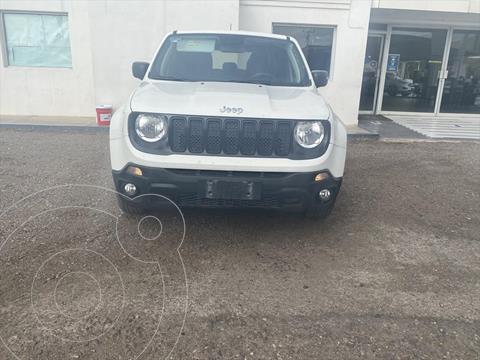 Jeep Renegade Sport  usado (2019) color Blanco precio $305,000