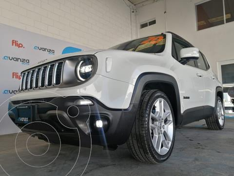 Jeep Renegade 4x2 Limited Aut usado (2020) color Blanco precio $480,000