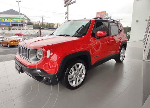 Jeep Renegade 4x2 Limited Aut usado (2019) color Rojo precio $385,000