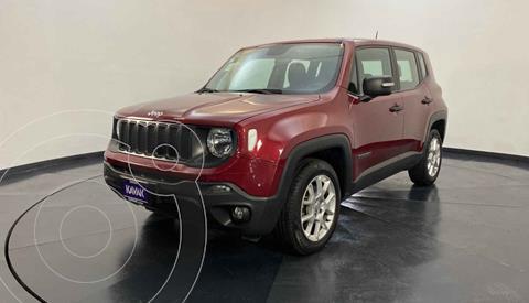 Jeep Renegade 4x2 Sport Aut usado (2019) color Rojo precio $349,999