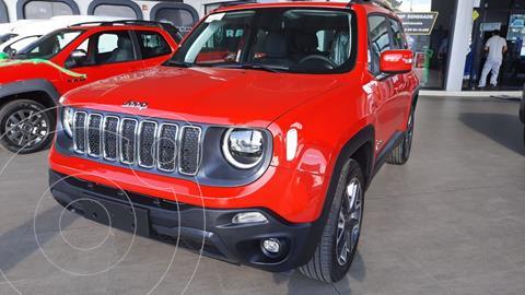 Jeep Renegade 4x2 Latitude Aut usado (2020) color Rojo precio $418,000