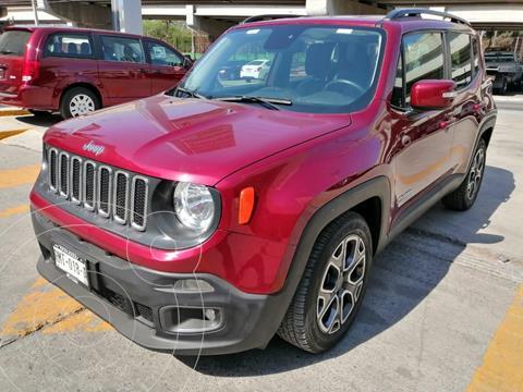 Jeep Renegade Latitude  usado (2017) color Rojo precio $289,900