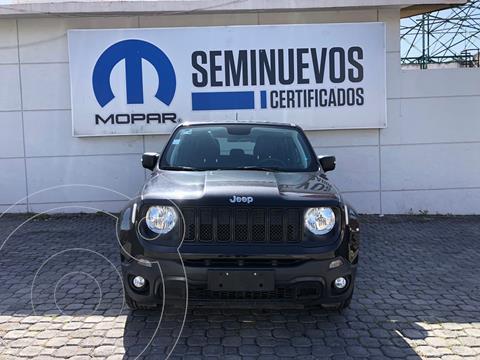 Jeep Renegade Sport  usado (2019) color Negro precio $360,000