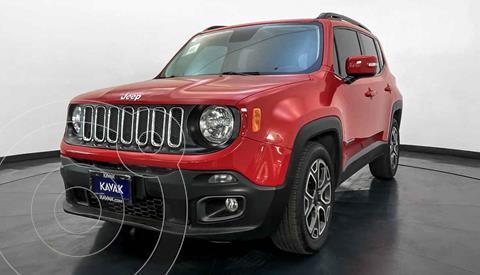 Jeep Renegade 4x2 Latitude Aut usado (2018) color Rojo precio $329,999
