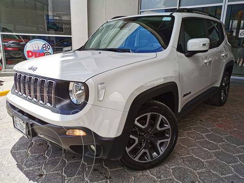 Jeep Renegade Latitude  usado (2019) color Blanco Alpine precio $364,000