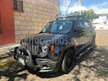 Jeep Renegade 4x2 Sport Aut usado (2017) color Negro precio $320,000