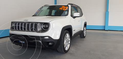 Jeep Renegade Limited  usado (2020) color Blanco precio $480,000