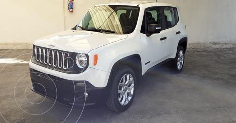 Jeep Renegade 4x2 Sport Aut usado (2018) color Blanco precio $259,900