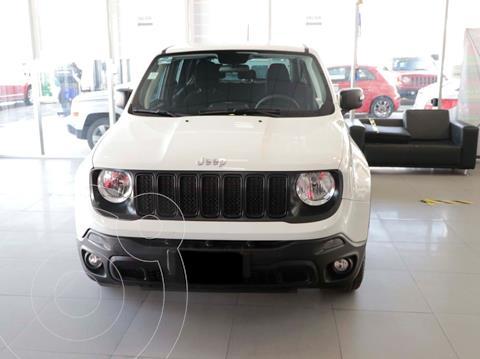 Jeep Renegade Sport  usado (2020) color Blanco precio $358,000