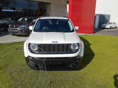 Jeep Renegade Latitude  usado (2018) color Blanco precio $315,000