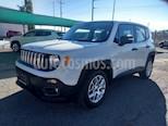 Jeep Renegade 4x2 Sport Aut usado (2018) color Blanco Alpine precio $294,900