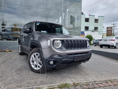 Jeep Renegade Sport  usado (2020) color Granito precio $379,000