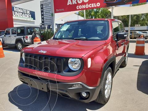 Jeep Renegade Sport  usado (2019) color Rojo precio $342,000
