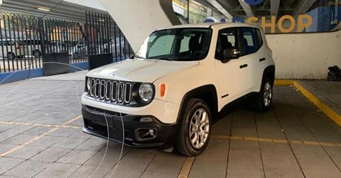 Jeep Renegade 4x2 Sport Aut usado (2018) color Blanco precio $249,900