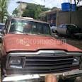 Foto venta carro usado Jeep Wagoneer 4X2 (1981) color Rojo precio u$s400