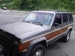Foto venta carro usado Jeep Wagoneer LTD. 4x4 L6 4.0i (1992) color Verde precio u$s812