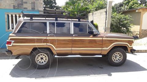 Jeep Wagoneer 4*2 258 usado (1979) color Marron precio u$s1.700